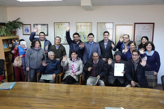 31 FAMILIAS DE LA COMUNA SON BENEFICIADAS CON DISTINTOS SUBSIDIOS
