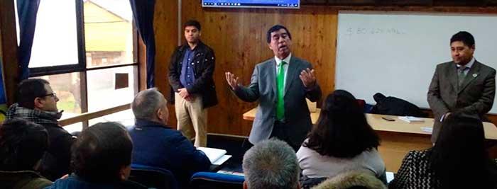 ALCALDE RADONICH SE REUNIÓ CON DIRECTORES DE ESTABLECIMIENTOS EDUCACIONALES PARA TRABAJAR EN EL PADEM 2020