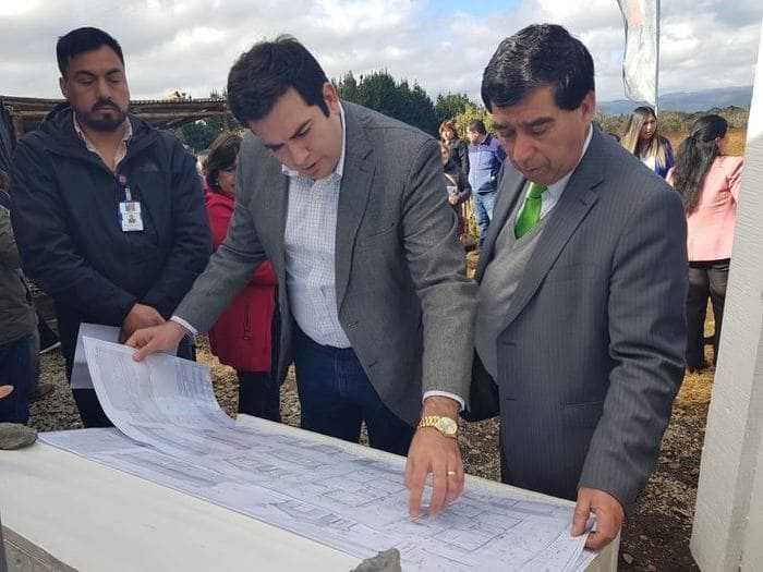 COMITÉ CHALTU PEÑI CONOCE CASA PILOTO DE FUTURA VIVIENDA