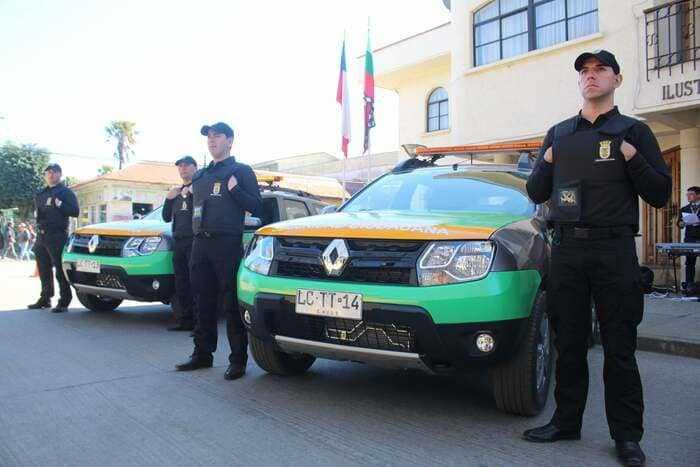 CAÑETE INAUGURÓ LOS PRIMEROS VEHÍCULOS DE SEGURIDAD CIUDADANA MUNICIPAL