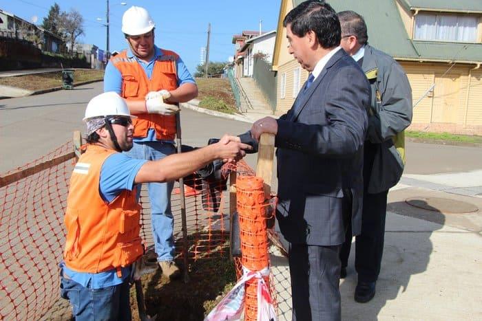 COMIENZA SEGUNDA ETAPA DE INSTALACIÓN DE CÁMARAS DE TELEVIGILANCIA