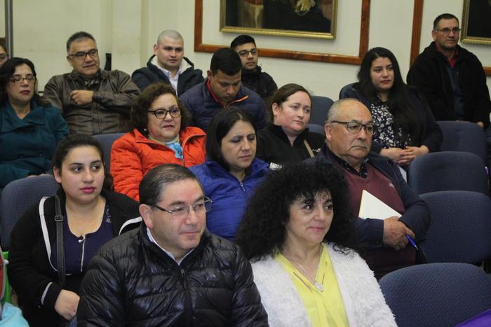 SEGURIDAD SANITARIA REALIZA SEMINARIO SOBRE INOCUIDAD ALIMENTARIA