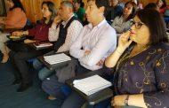 FUNCIONARIOS MUNICIPALES SE CAPACITAN EN LENGUA MAPUCHE