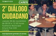 MUNICIPIO DE CAÑETE INVITA A SEGUNDO DIÁLOGO CIUDADANO