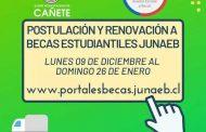 OFICINA DE BECAS ATENDERÁ ESTE SÁBADO PARA POSTULACIONES A BECAS JUNAEB