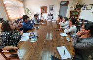 MUNICIPIO DE CAÑETE Y BARRIOS COMERCIALES TRABAJAN EN UNA NUEVA ESTRATEGIA DE DESARROLLO