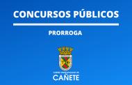COMUNICADO CONCURSOS PÚBLICOS