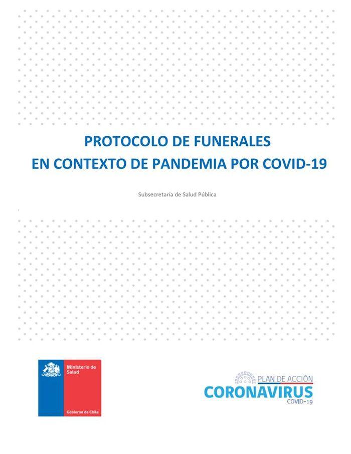 NUEVO PROTOCOLO PARA VELORIOS Y FUNERALES EN TIEMPOS DE PANDEMIA