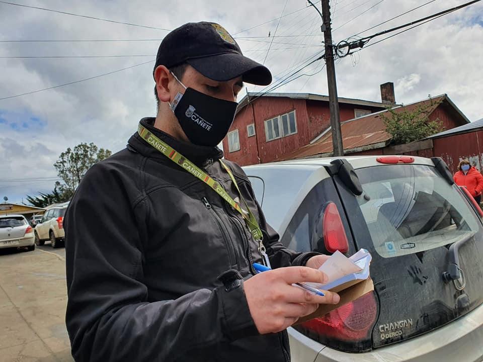 PRESENTAN RESULTADOS DE FISCALIZACIONES EN EL CENTRO DE CAÑETE