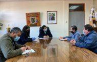 ALCALDE RADONICH SE REÚNE CON DIRIGENTES DEL GREMIO DE COLECTIVEROS AFECTADOS POR LA CRISIS SANITARIA DEL COVID-19