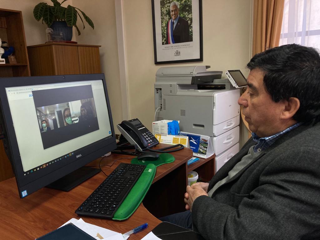 ALCALDE RADONICH SE REÚNE CON DELEGADOS DEL MINISTERIO DE SALUD PARA SOLICITAR MEJORAS EN EL SERVICIO DE ATENCIÓN
