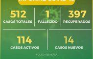 REPORTAN PRIMER FALLECIDO POR CORONAVIRUS EN CAÑETE
