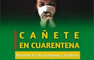 CAÑETE ENTRARÁ A FASE 2 DE TRANSICIÓN ESTE SÁBADO 10 DE OCTUBRE