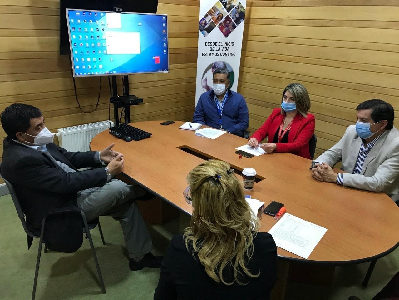 ALCALDE BUSCA ALIANZA CON EL SSA PARA PONER EN MARCHA A LA BREVEDAD LA CLÍNICA MÓVIL DE MAMOGRAFÍAS