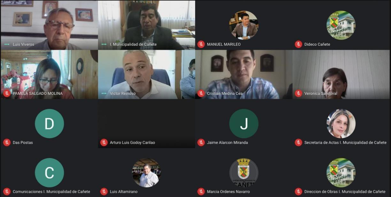 CONCEJO MUNICIPAL APRUEBA SUBVENCIONES ESPECIALES PARA ORGANIZACIONES VECINALES Y ACLARAN CAMINOS QUE SERÁN EJECUTADOS DURANTE EL 2021
