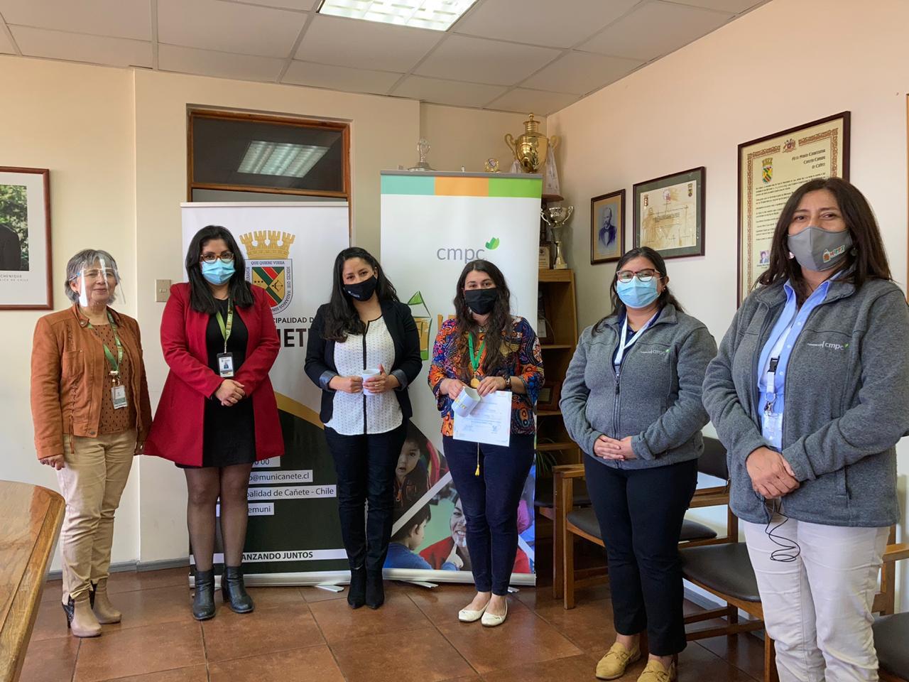 PROGRAMA HIPPY REALIZA ACTIVIDAD DE CIERRE DE AÑO CON FAMILIAS DE CAÑETE