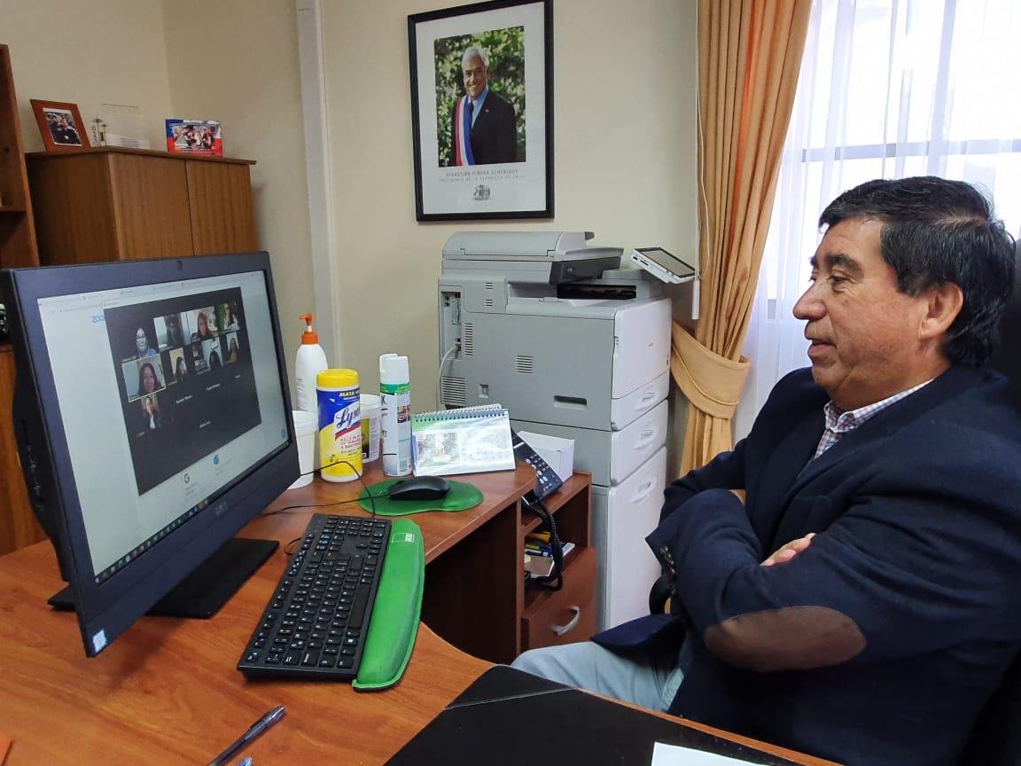 PROGRAMA HIPPY CHILE REALIZA HITO INAUGURAL CON FAMILIAS CAÑETINAS BENEFICIADAS