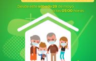 CAÑETE RETROCEDE A CUARENTENA TOTAL DESDE EL SÁBADO 29 DE MAYO