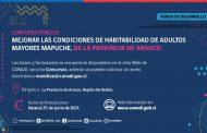 CONADI LANZA CONCURSO PÚBLICO PARA MEJORAR LAS CONDICIONES DE HABITABILIDAD DE ADULTOS MAYORES MAPUCHE