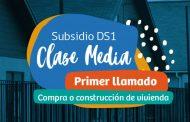 CAÑETINOS YA PUEDEN POSTULAR A SUBSIDIO CLASE MEDIA PARA COMPRA O CONSTRUCCIÓN DE VIVIENDA
