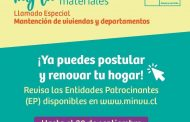 CAÑETINOS YA PUEDEN POSTULAR A LA TARJETA DE BANCO DE MATERIALES PARA MEJORAR SUS VIVIENDAS