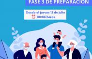 CAÑETE AVANZA A FASE 3 DE PREPARACIÓN EN EL PLAN PASO A PASO