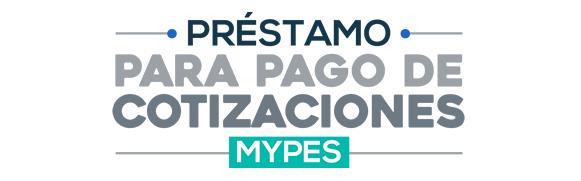 YA SE ENCUENTRA DISPONIBLE EL PRÉSTAMO PARA EL PAGO DE COTIZACIONES DE PYMES