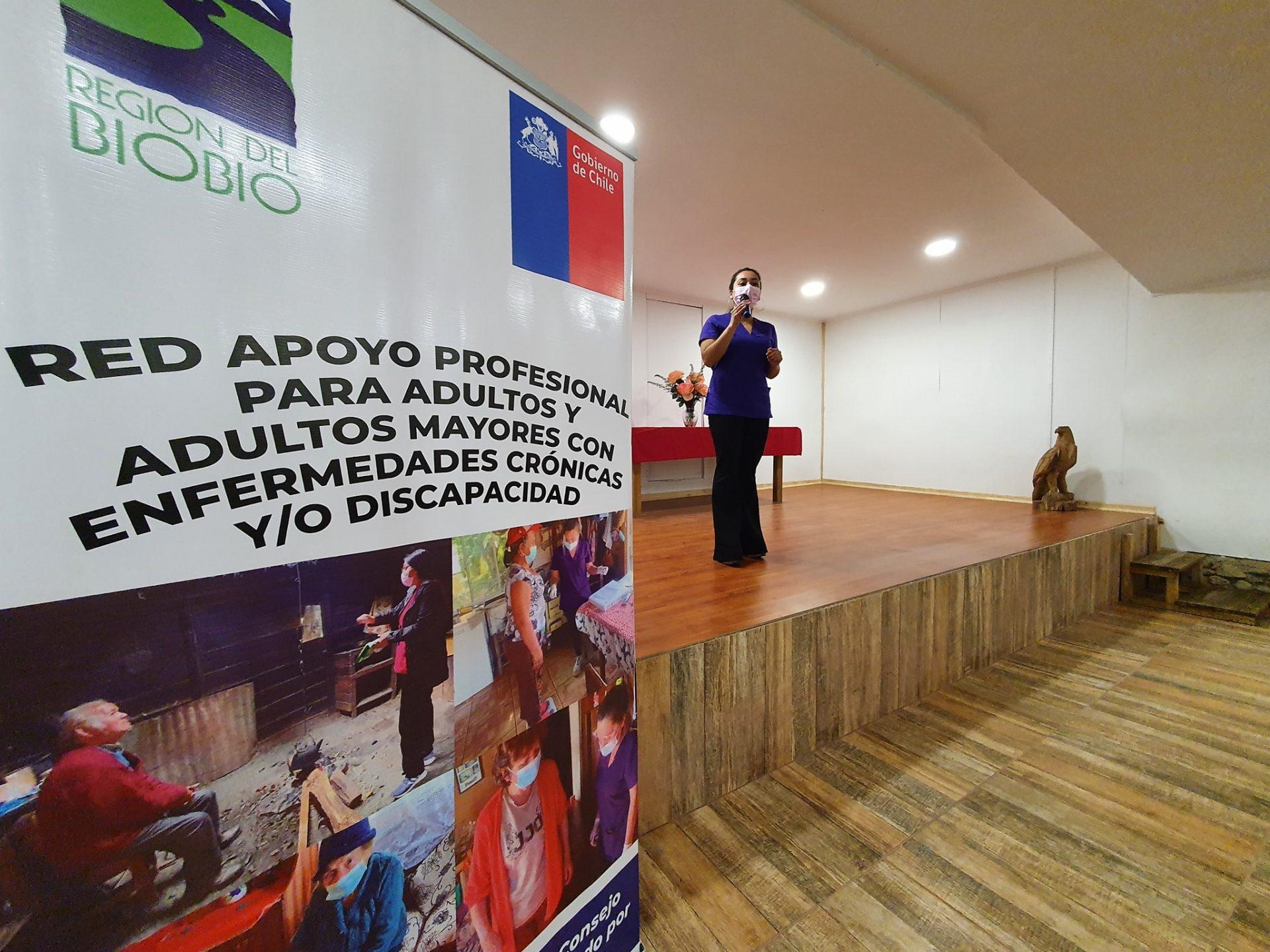 REALIZAN CEREMONIA DE CIERRE DEL PROGRAMA DE APOYO PROFESIONAL PARA PERSONAS MAYORES EN CAYUCUPIL